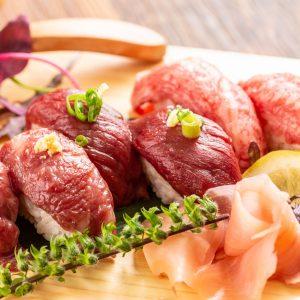 小田原肉寿司